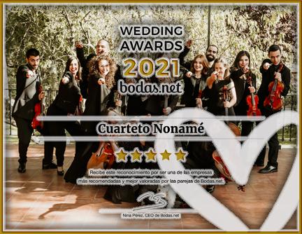 Diploma Wedding Awards 2021